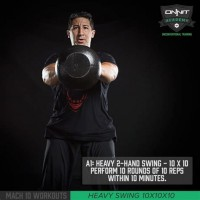 Onnit Heavy Kettlebell Workout